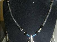 CUSTOM MADE ROACH CLIP NECKLACE ONE OF A KIND MMMP