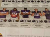 ** VIKINGS SEASON TICKETS WAS AVAILABLE IN THE MAIL !!!