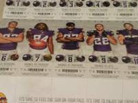 Vikings Vs. Detroit Lions October 12th  ($160 Each)