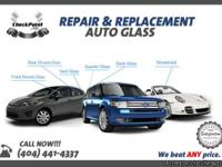 WE HAVE AUTO GLASS FOR ALL MAKES AND