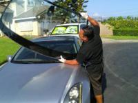 QUALITY AUTO GLASS. 25 YEARS EXPERIENCE IN THE AUTO