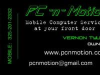 Description  PC -N- Motion is Abilene's completely