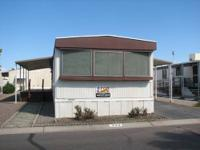 Great furnished, mobile home in a great area is