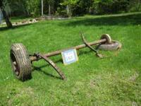 used mobile home axles with electric brakes and leaf