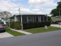 Double Wide Mobile Home Price Reduced $15,000. This is