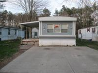 mobile home with shed for sale in buchanan ,has alot of