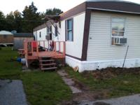 clean 2 bed, possible 2 bath,all dry wall thru out,