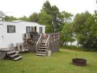 For Sale Mobile home 2 Bedrooms Can Sleep 9 has deck