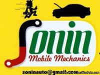At Sonin Mobile Mechanics We offer 24 hr Roadside