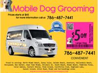 At DOG GROOMING We bring our modern and skilled pet