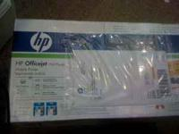 NEW in Box never opened HP Officejet H470wbt printer.