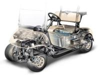 GOLF CART 36V 48V GAS MOIBLE REPAIR SERVICE SALES BAY