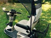 FOR SALE:  Electric mobility scooter:  �Legend� by