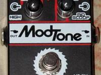 Up for sale is my ModTone Extreme Metal distortion