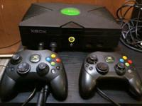 Modding every ORiginal Xbox I can get my hands on.