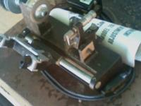 Model 200 Key Machine from Foley-Belsaw. This machine