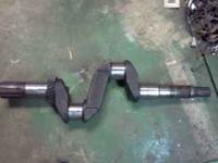 I have a bunch of model A parts forsale crankshaft,