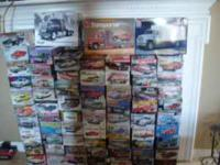 75 unbuilt model cars.lots of vintage amt revell and