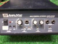 Model PLA2378 2000 watt audio amp. Works Great When