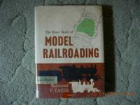 The Boys' Book of Model Railroading by Raymond
