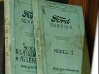 Ford Model T-1 Service Manuals Detailed Instructions
