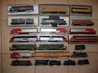 HO ROLLING STOCK , Used & New cars pass / freight $5.00