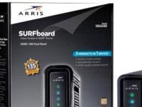 Motorola Arris Modem Model #: SB6121 Surfboard Modem