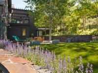 With majestic views of the Teton range and overlooking