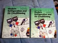 Modern Refrigeration 18th edition Text Book plus study