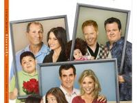 Selling Modern Family Seasons 1 and 2 DVD sets.  Both