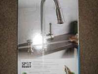 Brand New and still in the box Moen Stainless Pull-Down