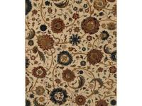 The Cordella Soft Beige 8 ft. x 10 ft. Area Rug can be