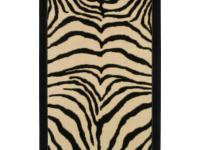 Inspired by the animal prints of the outback, its zebra