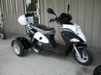 Specifications: Engine type: 50cc, single cylinder, 4
