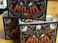 MOJO Nike Gold balls    Have over 2 1/2 boxes with a
