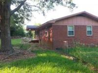 NATION HOME ON TWO ACRES IN NEED OF REPAIR. HOME NEEDS