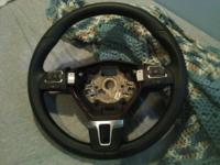 This MOMO leather Montecarlo steering wheel is Mod. MCL