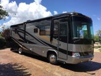This is a 2008 Monaco camen XL diesel pusher