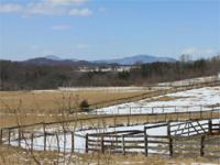 Beautiful 10 acre tract with frontage on Stony Fork
