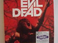 All Are In Excellent Condition: Evil Dead - Blu-Ray +