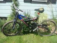 For sale is a Mongoose 21 speed bike, in great