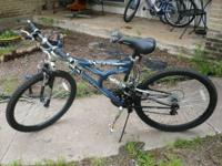 "I have a Mongoose 26"" mountain bike for sale. Its an"