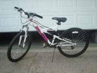 "Ladies Mongoose 26"" bike for sale bought for my teenage"