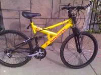 "I have this Mongoose 26"" bike for sale, in good"