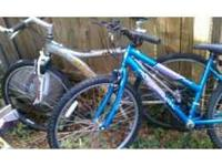 I have TWO bikes for sale. 1 is a Mongoose and I am