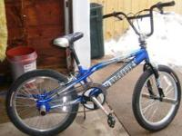 I have a Mongoose Bike and also a Diamond Back bike.