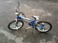 2 year old Mongoose bike has a broken hand brake. Call