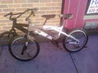 "This is a boys 20"" mongoose dirt bike. This is a"