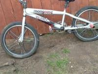 Im selling a mongoose bike for $70 or can make a offer.