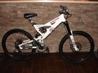 mongoose black diamond three-way mtb. $1,099.95.